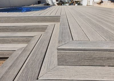 Sandstone MoistureShield Composite Decking