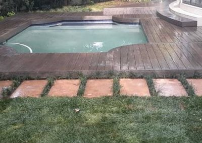 Tiger Cove Composite Decking